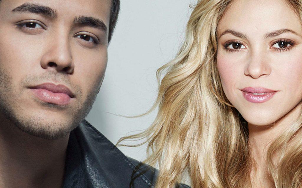 """Shakira e Prince Royce lançam clipe para a música """"Deja Vu"""""""
