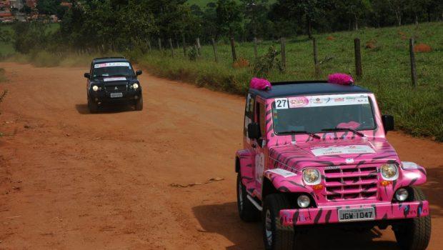 17ª edição do Rally da Mulher será realizada neste sábado