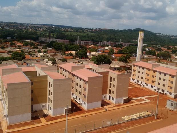 Ao vivo: acompanhe o sorteio das 1.455 moradias do Governo de Goiás, em Goiânia