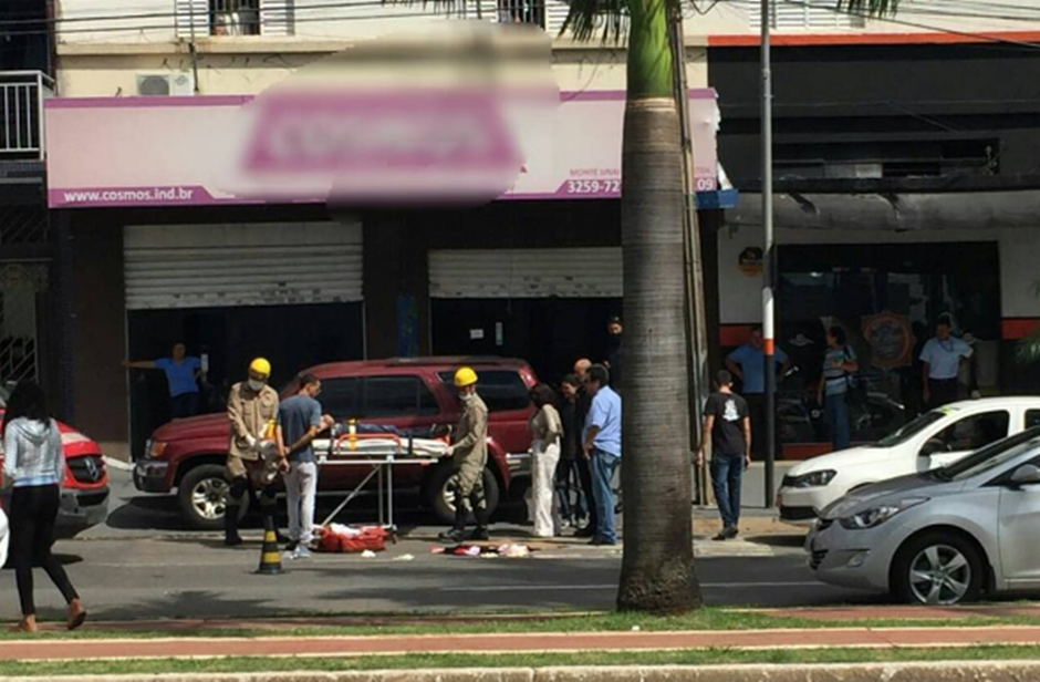 Homem é atropelado na Avenida T-63, no Jardim América