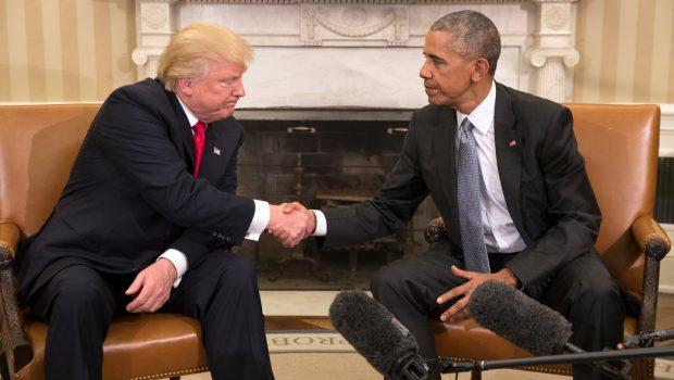 """Trump acusa Obama de ter """"grampeado"""" seus telefones na campanha eleitoral"""