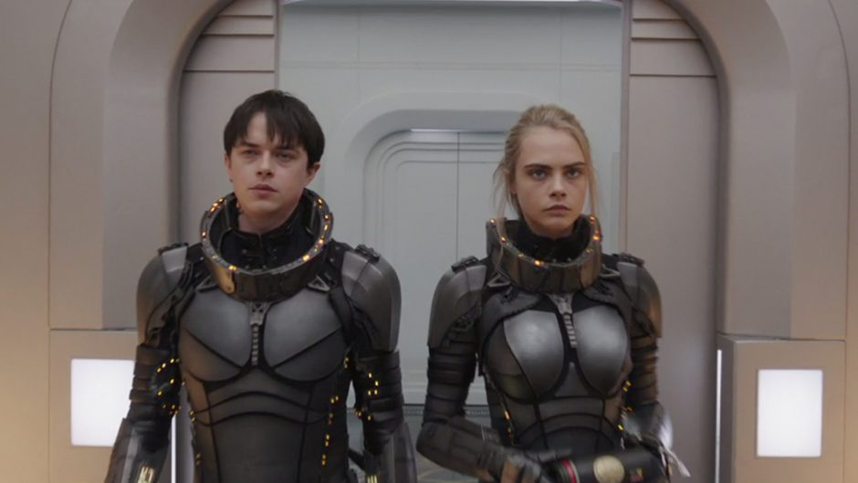 Valerian e a Cidade dos Mil Planetas ganha novo trailer recheado de ação