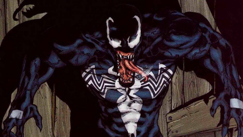 Filme do Venom ganha data de estreia em 2018