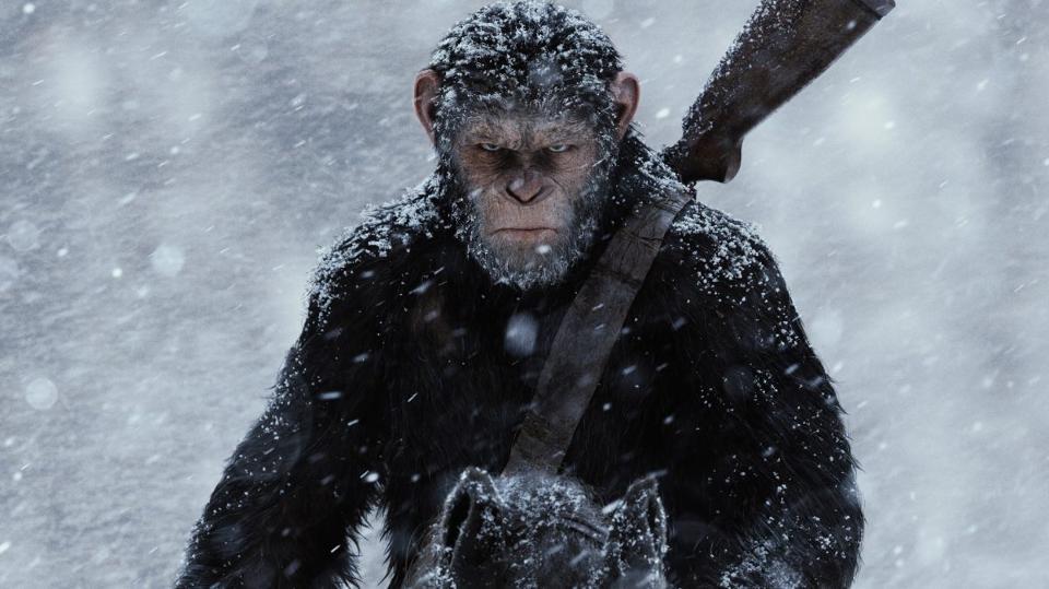 César quer vingança em trailer de Planeta dos Macacos: A Guerra