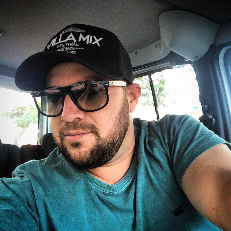 Jossier Espectro, da Villa Mix, morre em acidente de moto