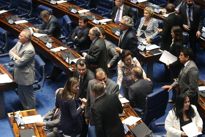 Senado aprova em 1ª turno fim do foro privilegiado para todas as autoridades