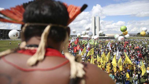Centrais sindicais consideram greve geral exitosa