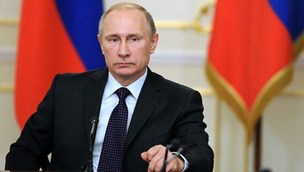 Putin suspende tratado nuclear com os EUA