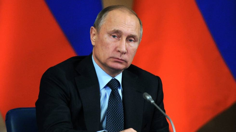 Putin fala em terrorismo como causa das explosões em São Petersburgo