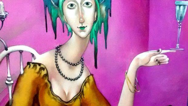 Tolentino abre exposição Entendeu, Quer Que Desenhe?