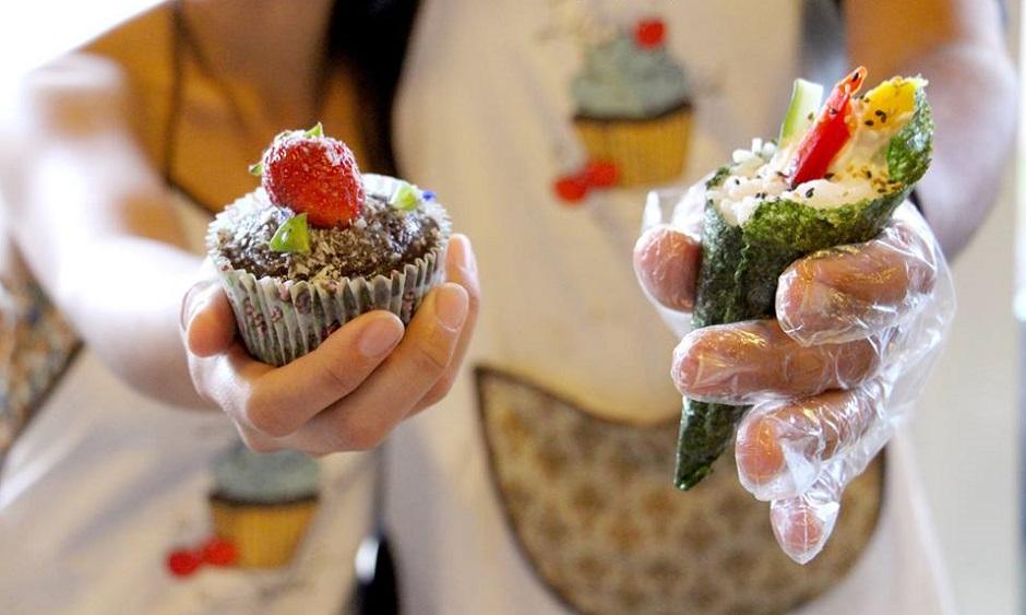 Feira vegana é realizada no U Açaí neste sábado