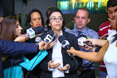 Secretária de Saúde de Goiânia garante escala completa de médicos neste fim de semana