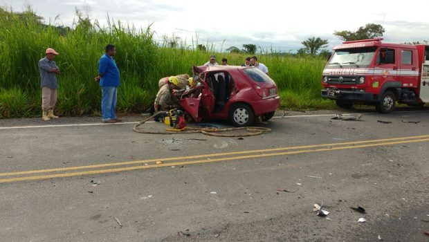 Jovem morre em acidente na GO-324, próximo a São Luís de Montes Belos