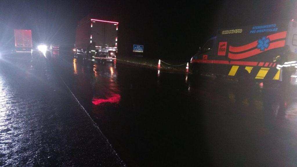 PRF registra doze acidentes e três mortes em rodovias federais