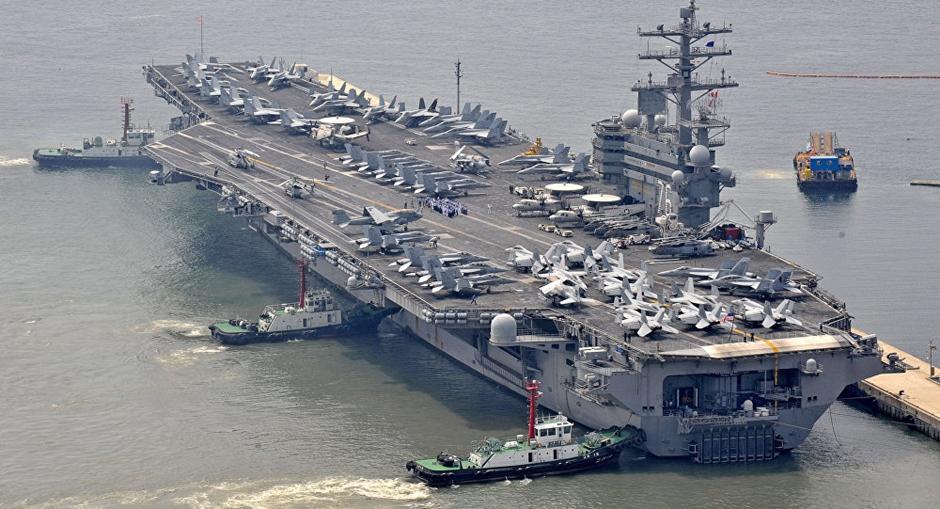 Coreia do Sul e Estados Unidos iniciam manobras aéreas conjuntas