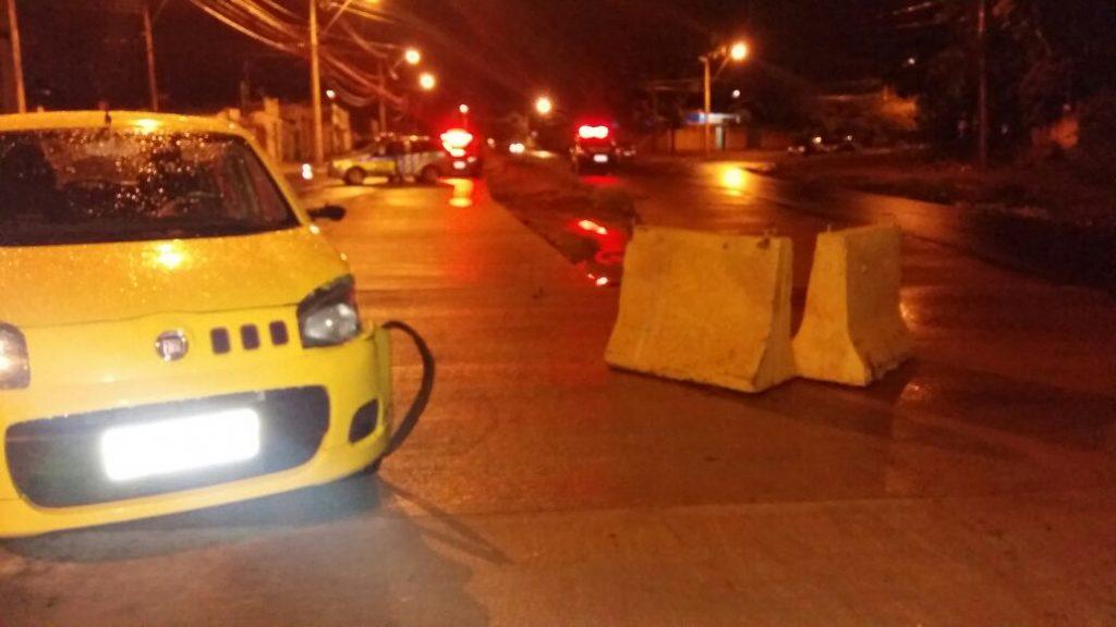 Motociclista morre após ser atingido por veículo no Jardim Balneário Meia Ponte