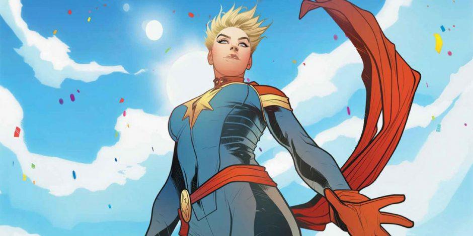 Capitã Marvel escala casal de diretores