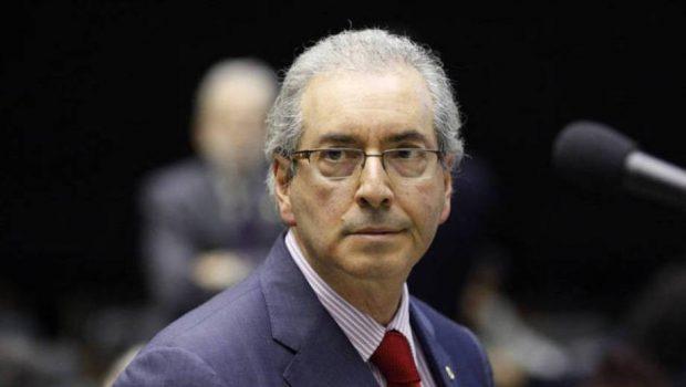 Cunha permanecerá preso em Brasília até interrogatório, ainda sem data marcada