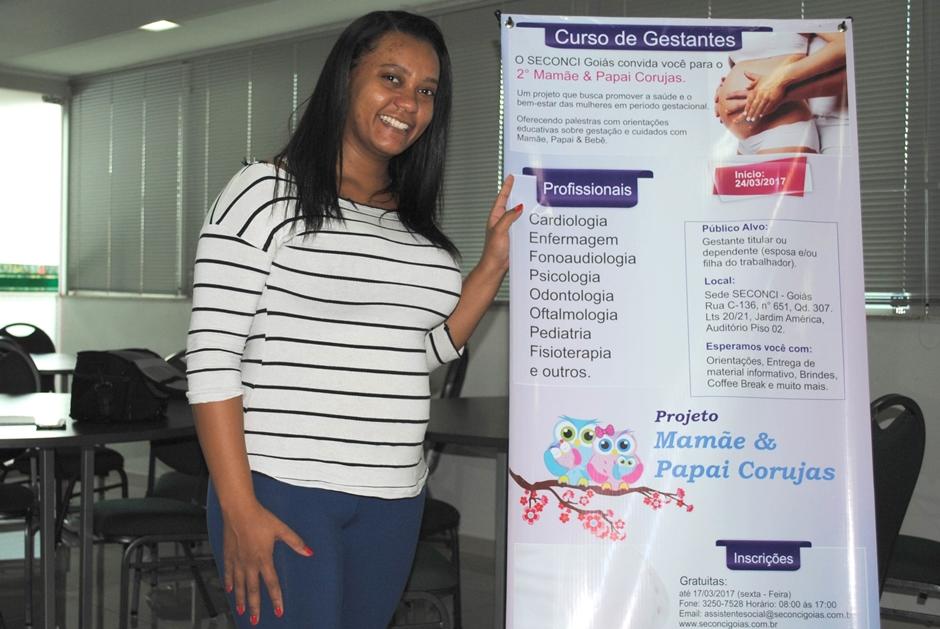 Projeto ajuda mães e pais a enfrentar desafios da gravidez