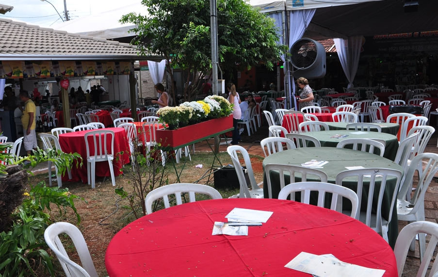 Moradores de Nova Veneza já se movimentam para o Festival Italiano