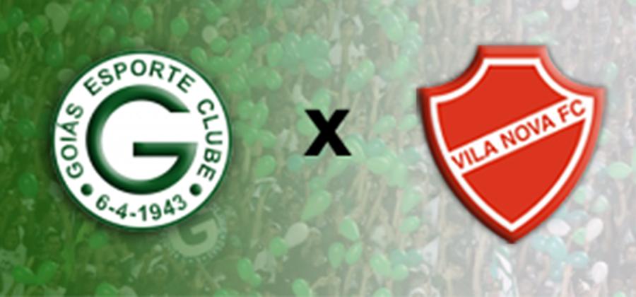 Goiás e Vila Nova vão decidir o Goianão pela 11ª vez