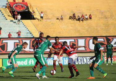 Goiás e Atlético ficam no empate, e verdão vai para sétima decisão consecutiva no Goianão