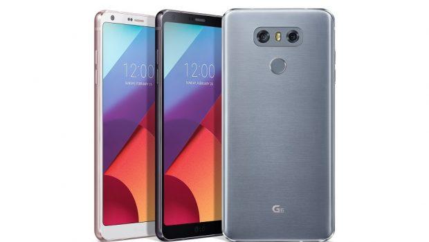 LG lança o G6 por R$ 3.999 no Brasil