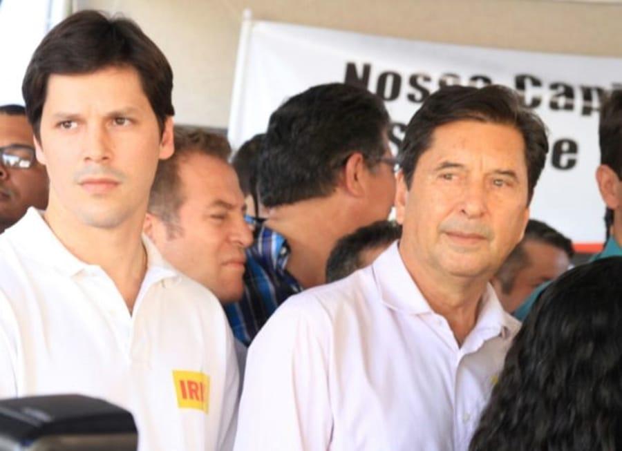 Daniel Vilela e Maguito serão investigados por recebimento de caixa 2
