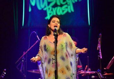 Maria Eugênia apresenta show Minha Natureza no Teatro Sesi