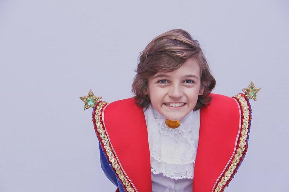 O Pequeno Príncipe é encenado no Teatro Goiânia