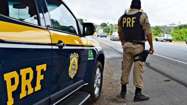 PRF reforça policiamento nas BRs em Goiás a partir desta quarta-feira