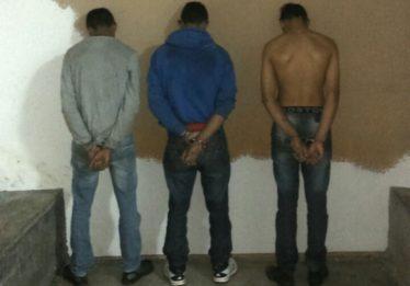 Suspeitos de roubo e sequestro são presos em Pirenópolis
