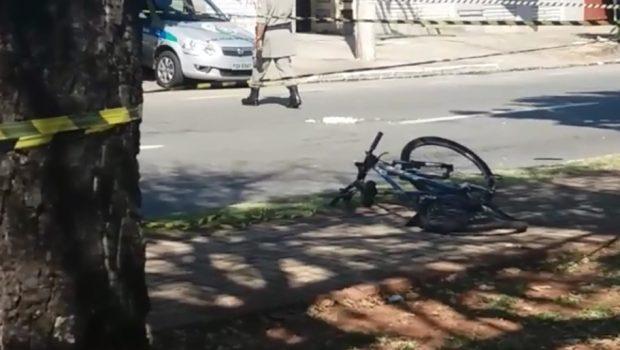 Idoso morre após ser atropelado na ciclovia da Avenida Circular, no Setor Pedro Ludovido