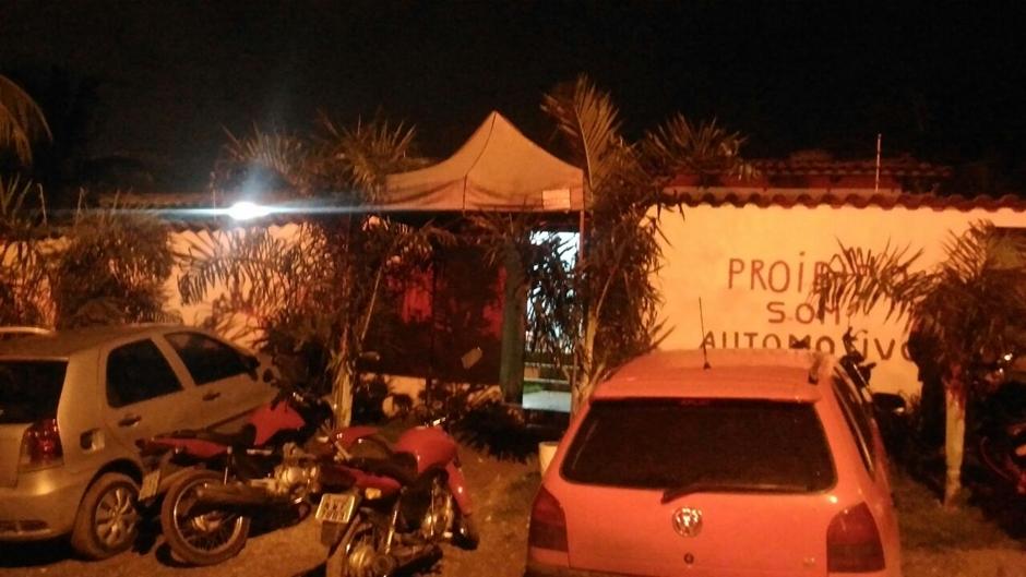 PM prende traficante em festa de som automotivo no Setor Nações Extensão, em Goiânia