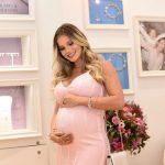 A modelo está grávida de sete meses do cantor Gusttavo Lima (Foto: Divulgação)