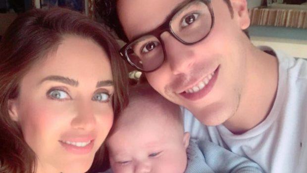 Ex-RBD, Christian Chávez se encanta pelo filho de Anahí