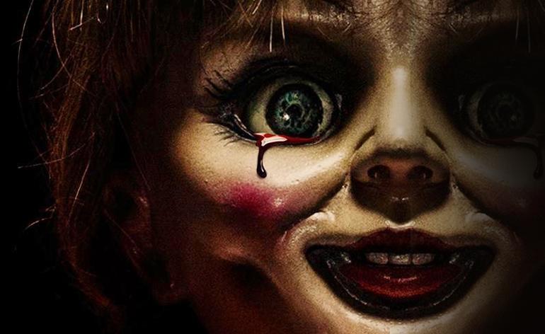 Annabelle está de volta em primeiro trailer da continuação