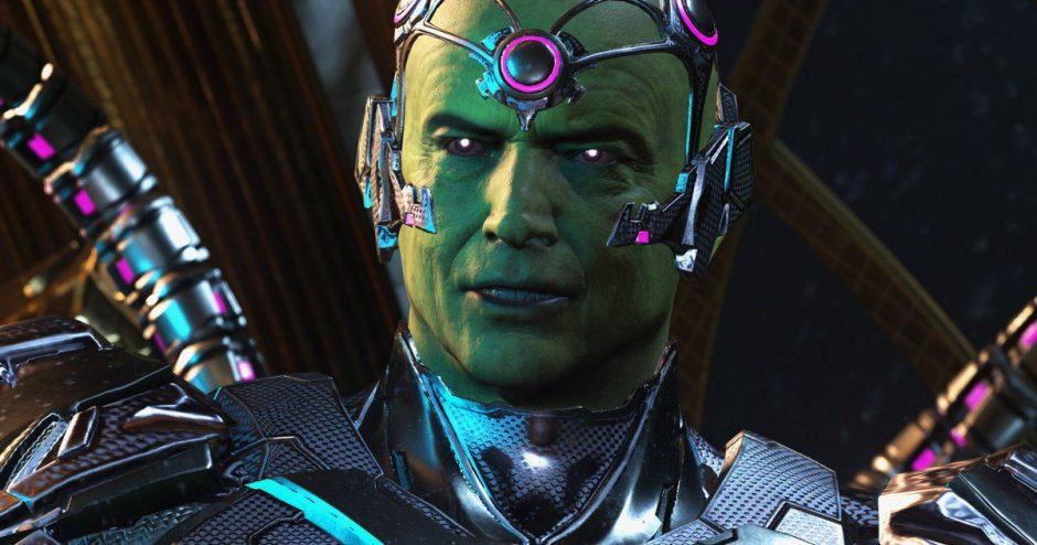 As origens de Brainiac são contadas em novo trailer de Injustice 2