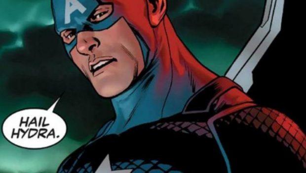 Marvel confirma que Capitão América sempre foi um vilão