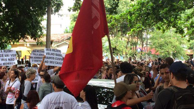Servidores da Educação decidem pela continuidade da greve em Goiânia