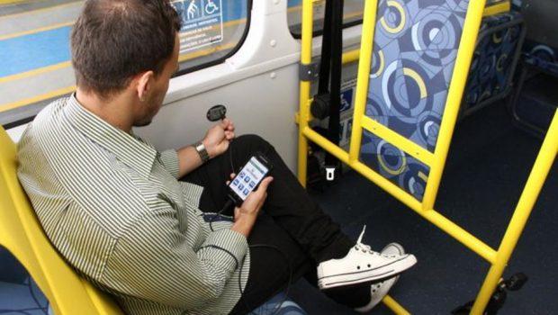 Projeto quer obrigar empresas de transporte coletivo de Goiânia a oferecer Wi-fi aos passageiros