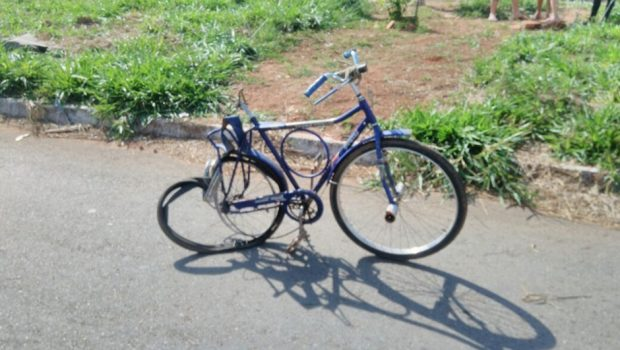 Ciclista morre em acidente no Residencial Forteville