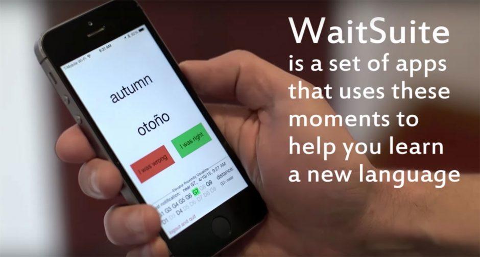 MIT começa a testar app embutido de idiomas