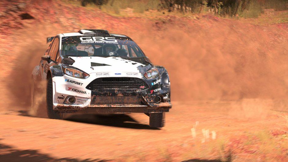 Jogo de rally Dirt 4 ganha trailer