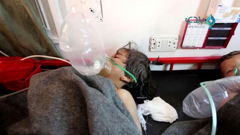 Ministro turco diz que autópsias confirmam uso de armas químicas na Síria