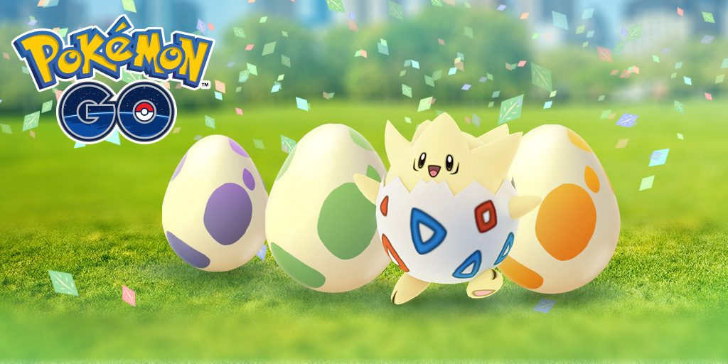 Pokémon Go vai ter evento de Páscoa