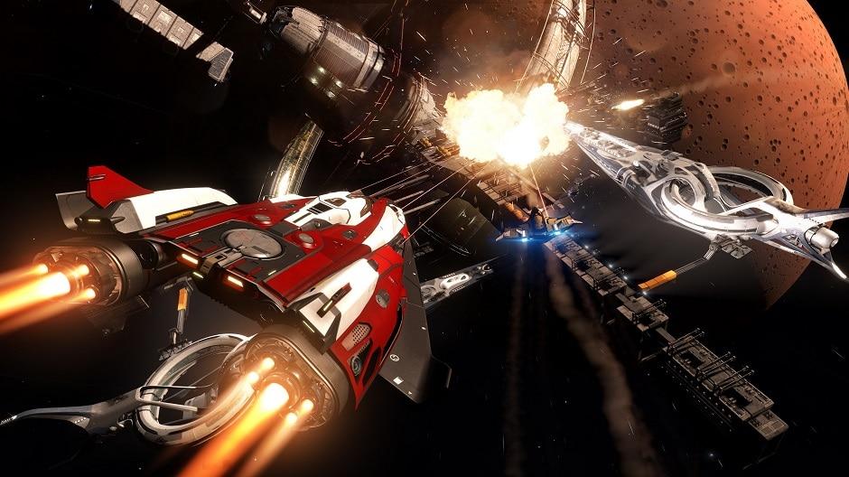 As naves de Elite:Dangerous agora poderão ter tripulações