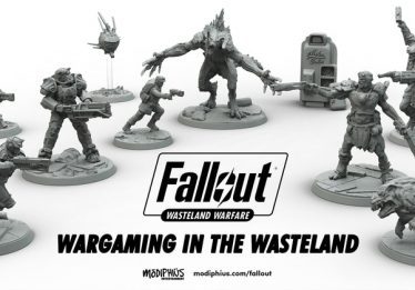 Fallout vai oficialmente ganhar um jogo de tabuleiro