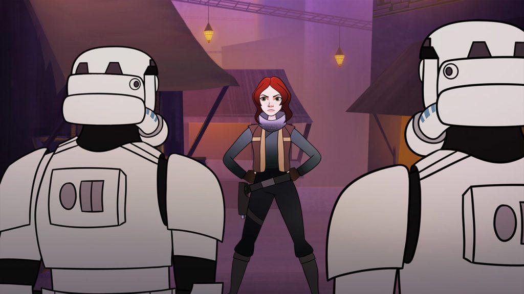 Star Wars terá série de curtas baseados em suas heroínas