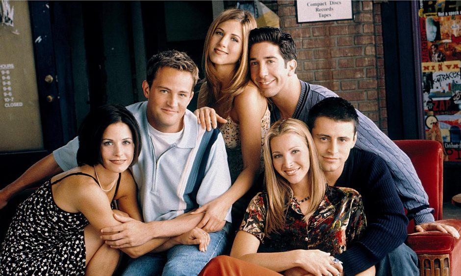 'Friends' deixará catálogo da Netflix em janeiro de 2019